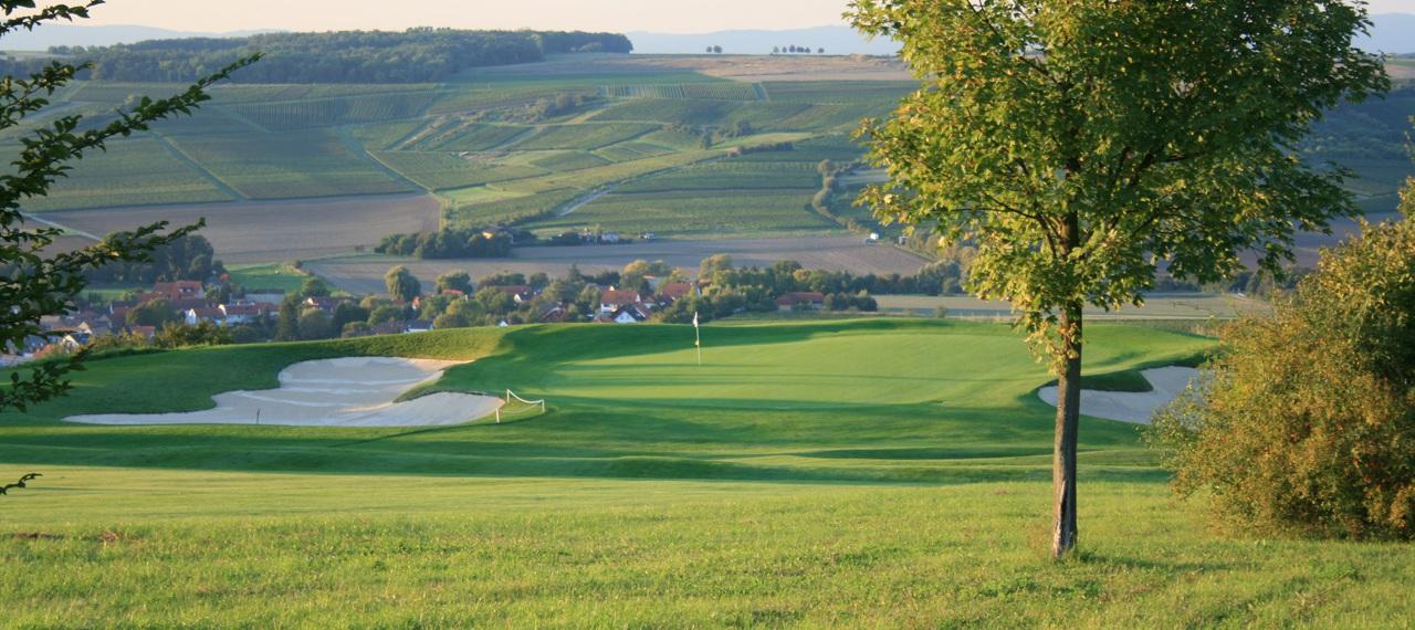 Hotel am Golfclub Rheinhessen Golfplatz Feilbingert